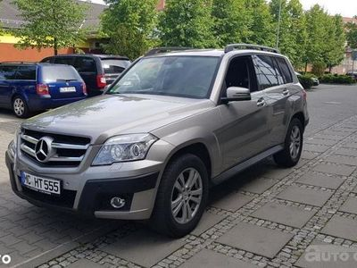 używany Mercedes GLK320 GLK 320