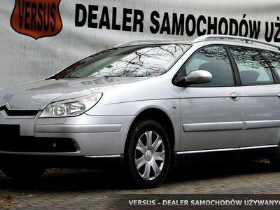 używany Citroën C5 2dm 136KM 2006r. 218 000km