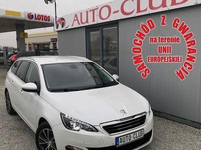 brugt Peugeot 308 II 2.0 BLUE HDI Allure Full Led Navi PL Gwarancja Automat