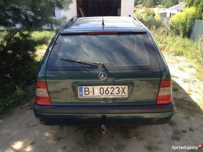 używany Mercedes C180 W202kombi