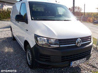 używany VW Transporter T6