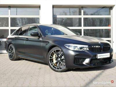 używany BMW M5 4.4dm 625KM 2020r. 5 300km