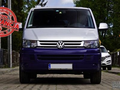 używany VW Caravelle Comfortline 2.0 TDI 9-os. - Raty Zamiana Gwarancja