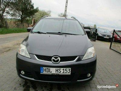 używany Mazda 5 2dm 146KM 2005r. 166 623km