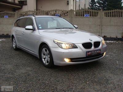 używany BMW 2000 SERIA 5 pojdiesel-177KM,Navigacja,DVD