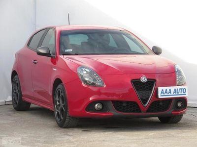 używany Alfa Romeo Giulietta  Salon Polska, Serwis ASO, Klimatronic, Tempomat, Parktronic