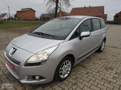 używany Peugeot 5008 1.6dm 115KM 2013r. 157 850km