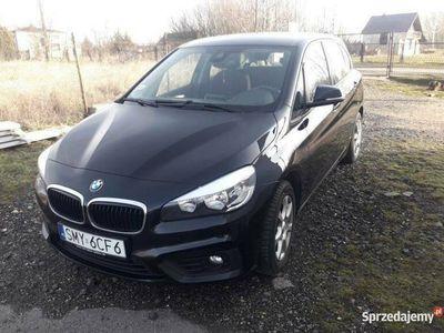 używany BMW 218 Active Tourer d