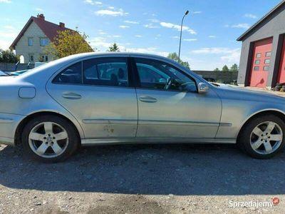 używany Mercedes E320 CDI