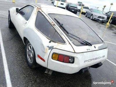 używany Porsche 928 9284.6l V8 benz. autom. 1982