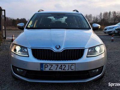 używany Skoda Octavia III 2,0TDi 150KM DSG Style, Columbus, Bi-xenon+LED, Salon PL, FV23%, Wrocław