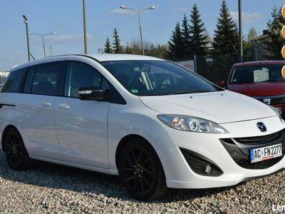 używany Mazda 5 1.6dm 116KM 2013r. 189 000km
