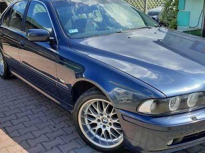 używany BMW 2002 E39ROK