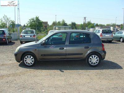 używany Renault Clio 1.5 2002r. ręczna klima.