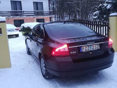 używany Volvo S80 2.4 D5 185KM Manual / przebieg 194tyś.!