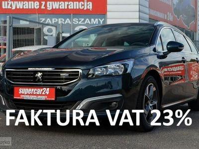 używany Peugeot 508 5082.0 BlueHDI 180 KM, Automat, Navi, Alu, FV 23%, Gwarancj, Długołęka