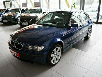 używany BMW 316 1.8dm 116KM 2005r. 129 000km