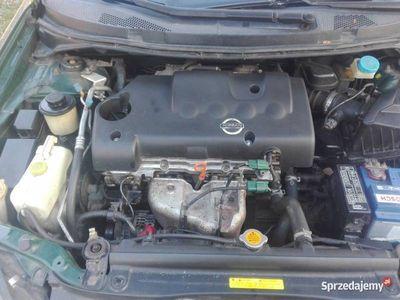 używany Nissan Primera p 12 1.8 benzyna