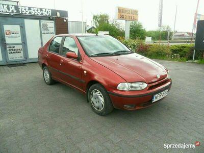 używany Fiat Albea !! Ożarów Maz !! 1.6 Benzyna, 1998 rok !! Komis Tysiak !!