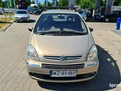 używany Citroën Xsara Picasso 13 lat w jednych rękach Niski przebieg 127 tys