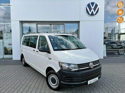 używany VW Transporter 2dm 150KM 2018r. 100 872km