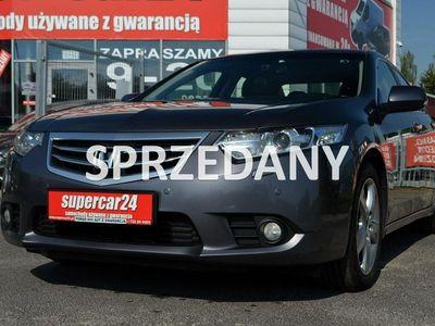 używany Honda Accord 2.0 Benzyna 156 KM, Salon PL, Executive, FV23%, Gwarancja