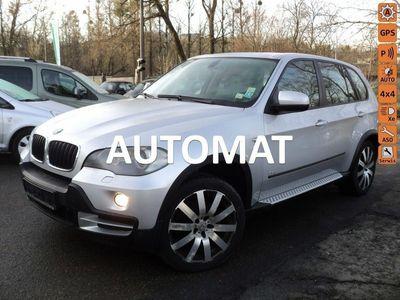używany BMW 501 X5 3dm 235KM 2008r.358km