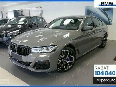 używany BMW 540 SERIA 5 VII (F90)3.0 540d xDrive (340KM) | M SPORT | + Live Cockpit + Business +