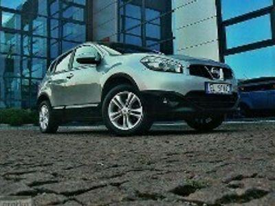używany Nissan Qashqai II 1.5 DCI Panorama Czarna Perła Clima Duży Serwis Jak Nowy Gwarancja.