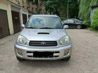 używany Toyota RAV4 2dm 116KM 2003r. 259 000km