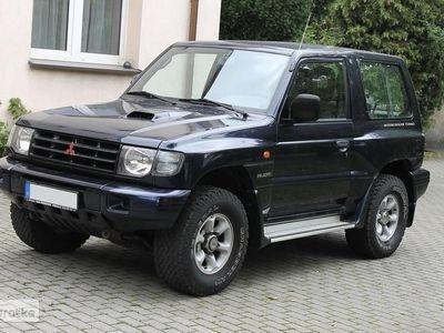 używany Mitsubishi Pajero III 2.5 tdi Klima Blokada