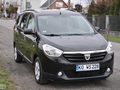 używany Dacia Lodgy 1.2 TCe Prestige, Gniezno