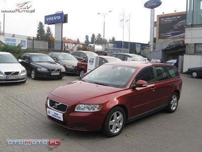 używany Volvo V50 2dm 136KM 2009r. 23 000km
