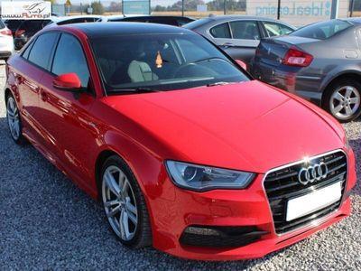 brugt Audi A3 A3 2dm3 150KM 2014r. 201 008km150 KM, Navi, FV 23%, Gwarancja!!