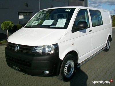 używany VW Transporter 2dm 140KM 2014r. 186 000km