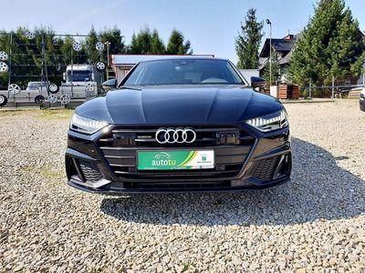używany Audi A7 III 50TDI Quattro Kamera Skóra Matrix Navi Tempomat