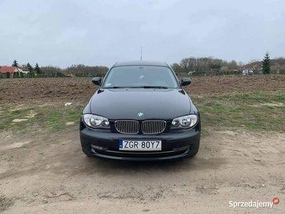 używany BMW 116 1, e87, d, rok2010, Navi, 6 - biegowa, klima,