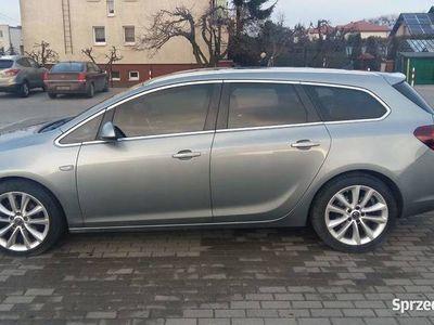używany Opel Astra 1.7 cdti 2012 roku, 0pc...
