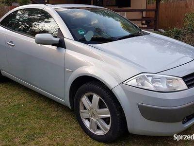 używany Renault Mégane Cabriolet skóra dach szklany okazja