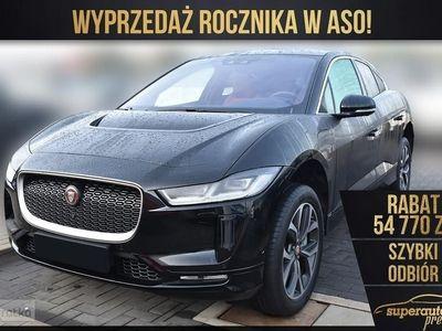 używany Jaguar I-Pace EV AWD (400KM) | HSE + Panorama + HUD + Zawieszenie pneumatyczne, Chorzów