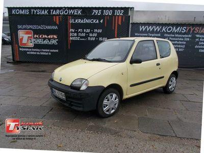 używany Fiat Seicento !!!Targówek!!! 1.1 benzyna, 2004 rok produkcji! KOMIS TYSIAK