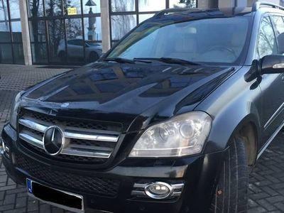 używany Mercedes GL420 CDI pierwszy właściciel