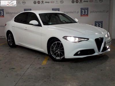 używany Alfa Romeo Giulia salon Polska, I właściciel, f-v VAT 23%