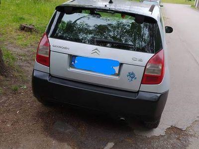 używany Citroën C2