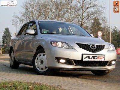 używany Mazda 3 Serwis*Klimatronik*Stan BDB* 1.6 2008r. automatyczna klima.