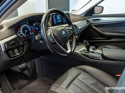 używany BMW 520 520 d xDrive Touring | Navi System wspomagania parkowania | F10 (2009-2017)