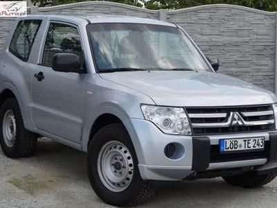 używany Mitsubishi Pajero Pajero 3.2dm3 170KM 2011r. 177 200km 3.2 DiDz Niemiec OKAZJA