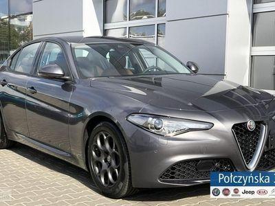 brugt Alfa Romeo Giulia Super 2.0 200KM AT8 | Szary VESUVIO | Pakiet FLOTA +