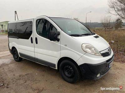 używany Opel Vivaro 2.0 cdti VAT 23%