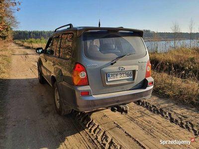 używany Hyundai Terracan 2.9 CRDI 150 PS 4X4 Klima Skóra